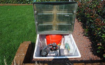 Impianti di filtrazione per piscine